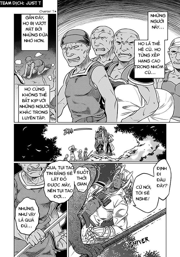 Re:Monster Chapter 19