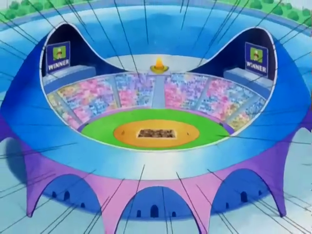 Pokémon Liga Laranja