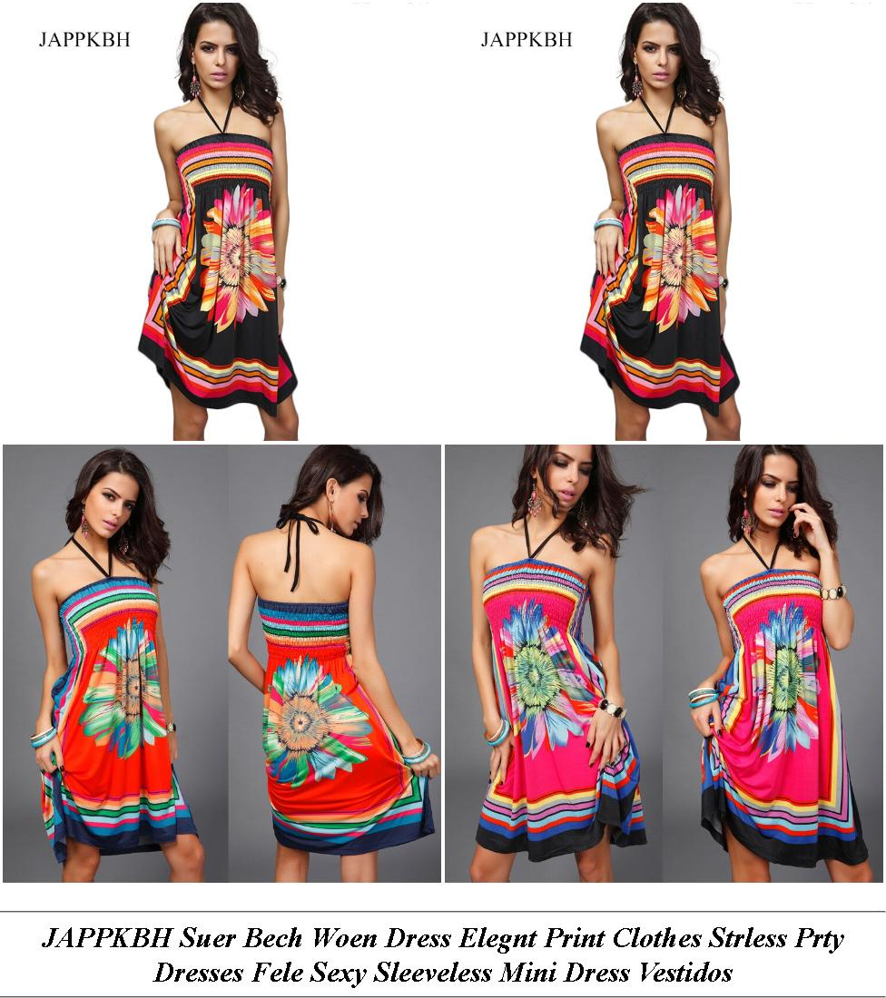 Summer Dresses For Women - Baby Sale Uk - Bodycon Dress - Cheap Clothes Shops