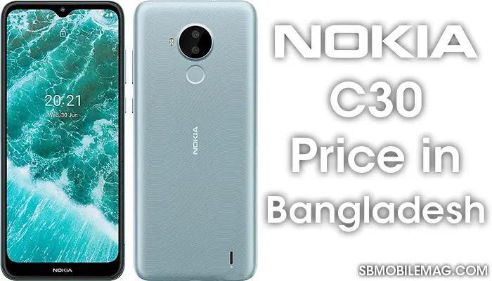 Nokia C30, Nokia C30 Price, Nokia C30 Price in Bangladesh