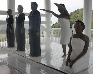 Kisah Namboru Nantinjo atau Legenda Pulau Malau(Sidua Jambar)
