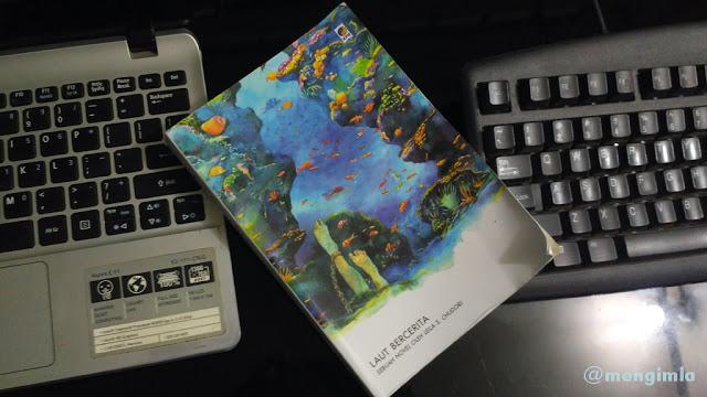 Novel Laut Bercerita - Leila S. Chudori