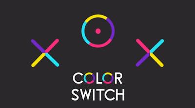 تحميل لعبة Color Switch الجديدة على الأندرويد والاَيفون 2019