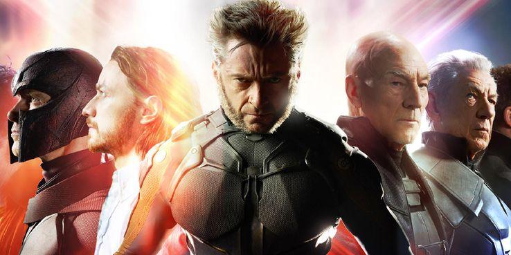 X-Men linea de tiempo