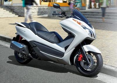 motor honda matic terbaru 150cc