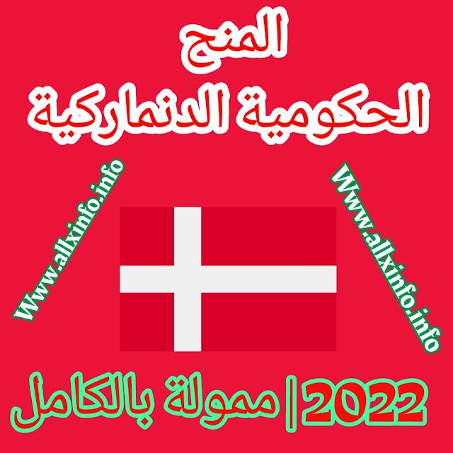 المنح الحكومية الدنماركية 2022 | ممول