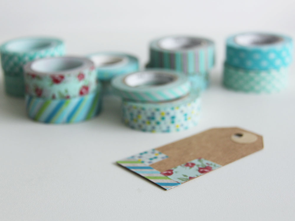 si en otros diy mantener un orden en los washi tapes es importante en este nos saltamos ese paso escoge los washi tapes que quieras