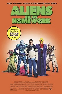 Watch Aliens Ate My Homework Online Free in HD