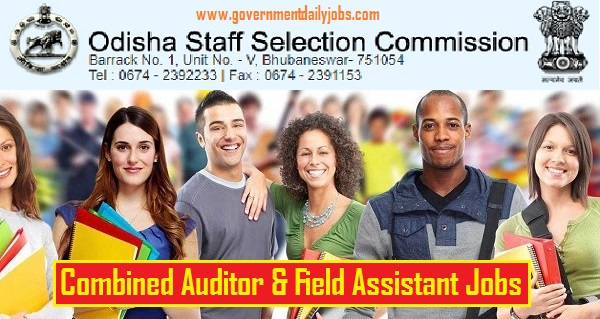 OSSC Recruitment 2020 Apply Online 183 Combined Auditor & Field Assistant Vacancies