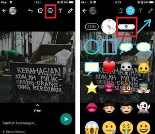 Cara Membuat Status di Whatsapp Tidak Bisa di Skip Atau Dilewati