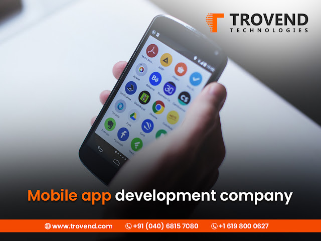 Best Mobile app Development Company in India & USA