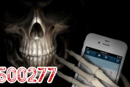 Misteri Nomor Telepon 1500277