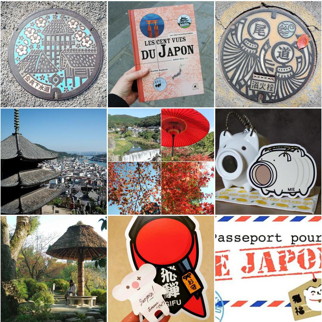 Topnine 2019, Passeport pour le Japon
