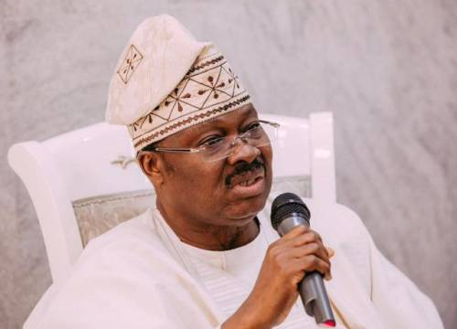 How Ex-Oyo Gov, Ajimobi, Was Defrauded Of N50m After Dispatching Private Jet To Fetch Fake Drugs From Bangladesh #Arewapublisize