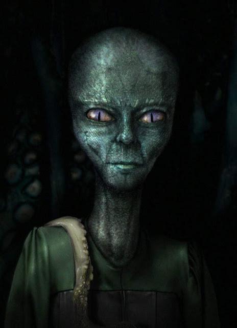 5 dấu hiệu phát hiện người ngoài hành tinh Bò sát đội lốt con người