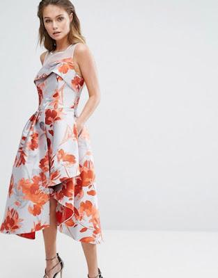 Vestidos de Cóctel para Señoras 2017
