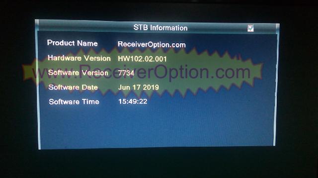 ALI3510C HW102.02.001 HD RECEIVER CLINE & TEN SPORTS OK NEW SOFTWARE