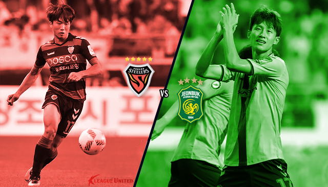 Writers Chat: Pohang Steelers vs Jeonbuk Hyundai Motors