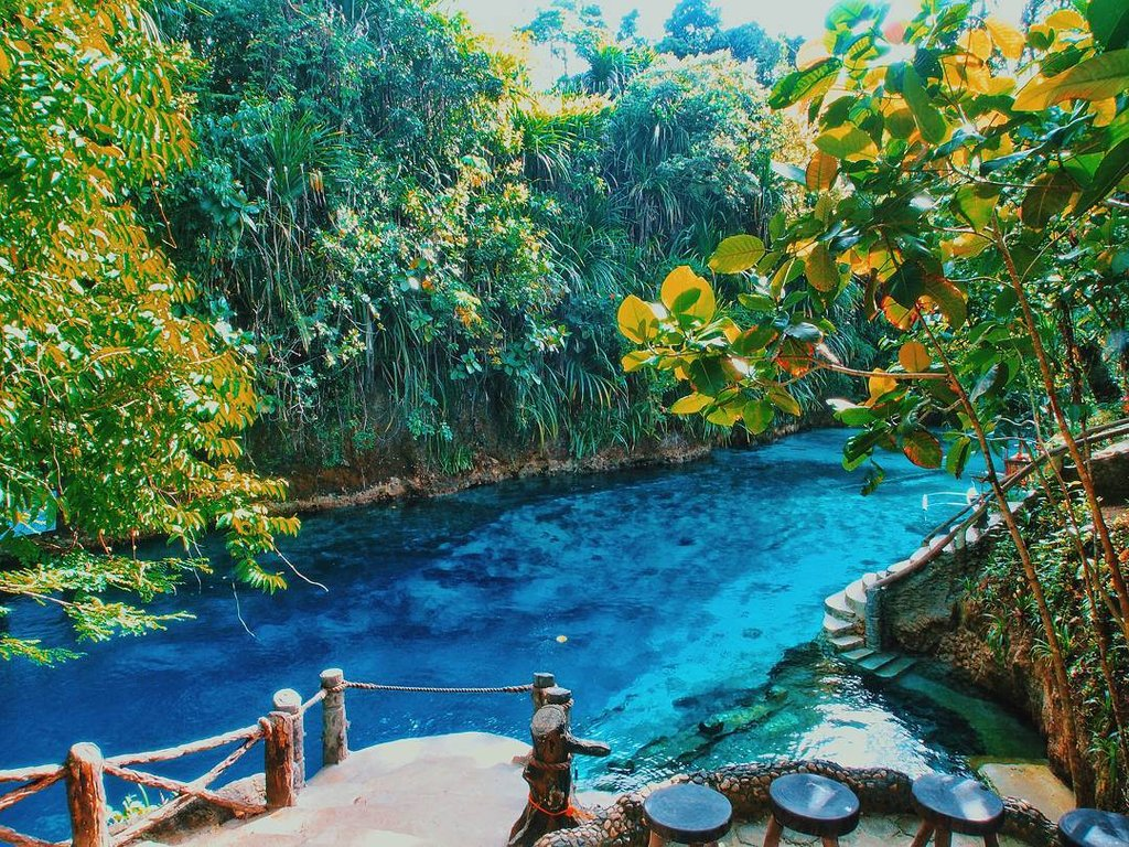 Hinatuan River, Enchanted River