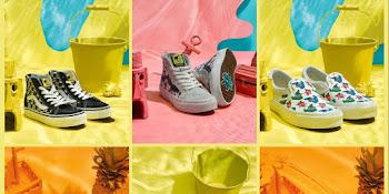 d6d34cf595b234 Koleksi SpongeBob Squarepants Hasil Kolaborasi Nickelodeon dan Vans