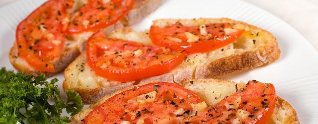 Tomates como alimento quema grasas