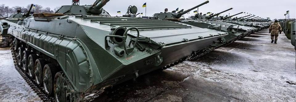 Житомирський завод передав ЗСУ понад 100 одиниць техніки
