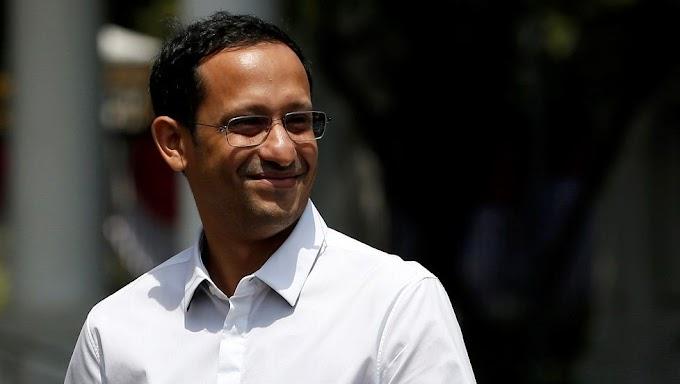 Bos Gojek Nadiem Makarim ke Istana, Jadi Menteri Digital?