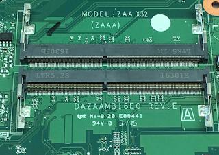 Acer Aspire E5-575 735T DAZAAMB16E0 REV E Laptop Bios