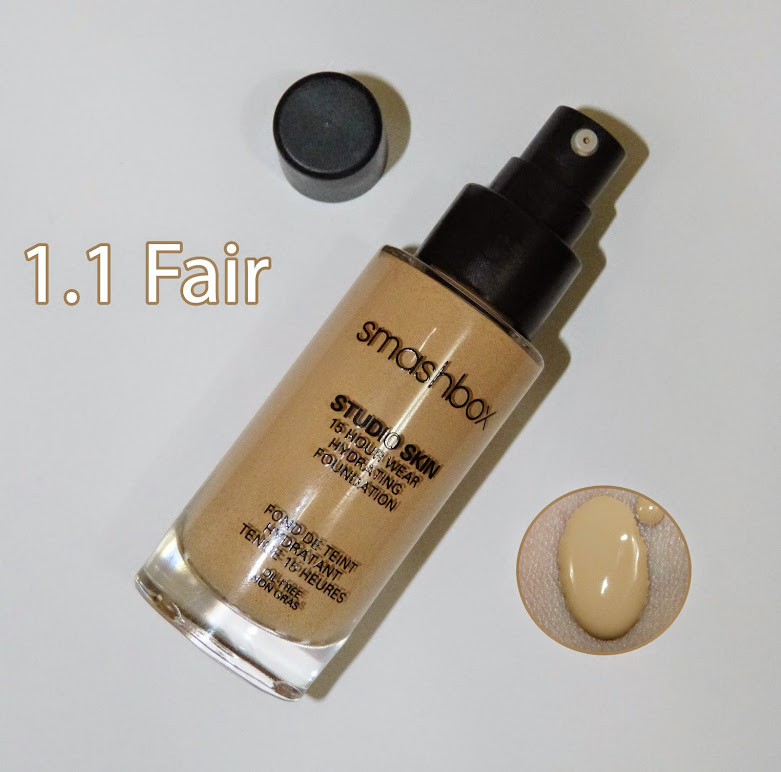Base Smashbox Studio Skin 15 Hour Wear Hydrating Foundation