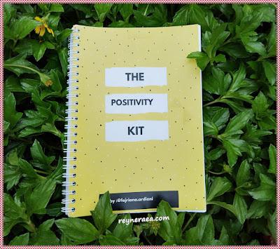 planner milenial the positivity kit