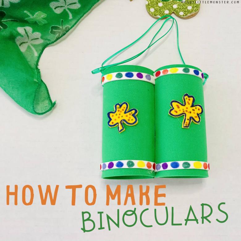 How to make binoculars