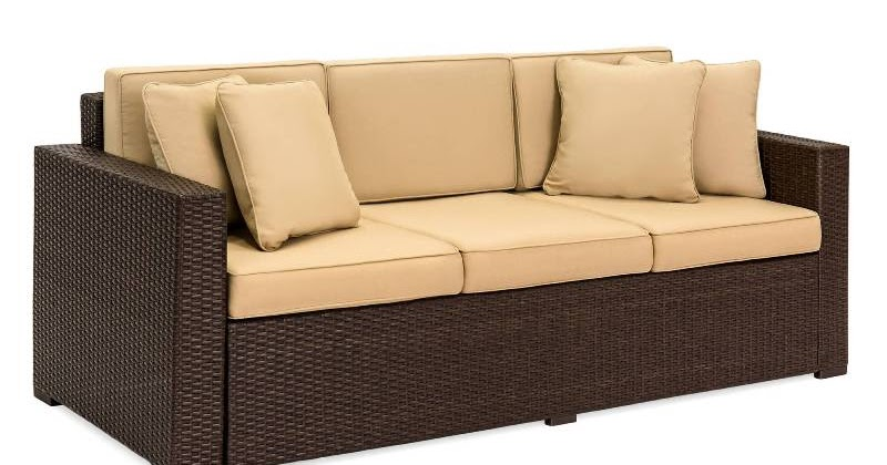 Outdoorcouches Outdoor Wicker Couches
