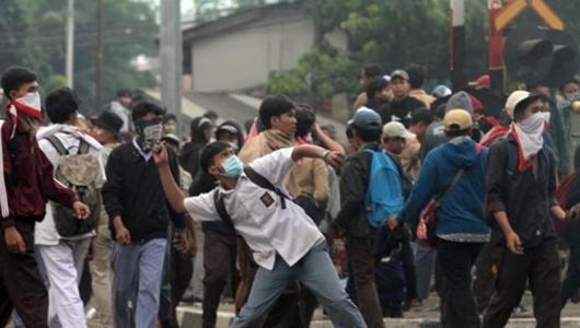 Aparat Harus Cari Dalang Kerusuhan Mahasiswa dan Pelajar di DPR