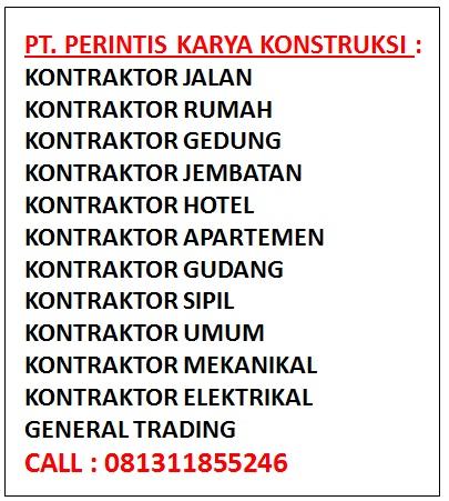 Nama Kontraktor Indonesia