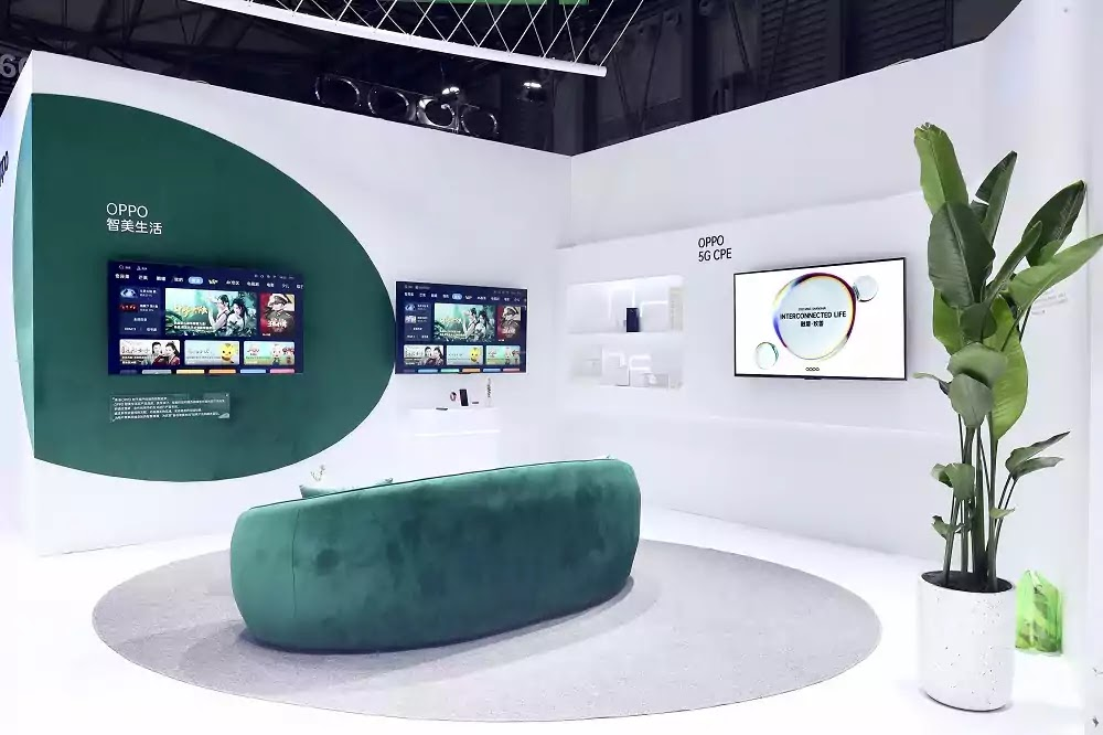 IoT Connectivity - OPPO MWCS 2021