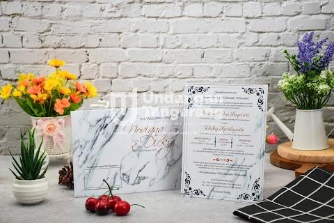Undangan Pernikahan Amplop Softcover I02