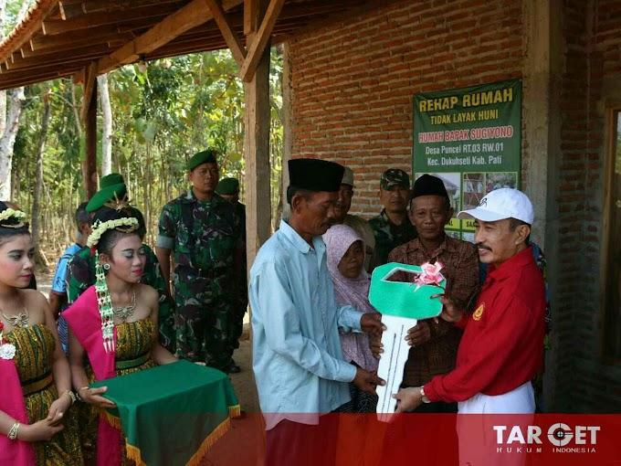 Bupati Haryanto : Coret Desa Yang Tidak Penuhi Persyaratan Pengajuan Program TMMD