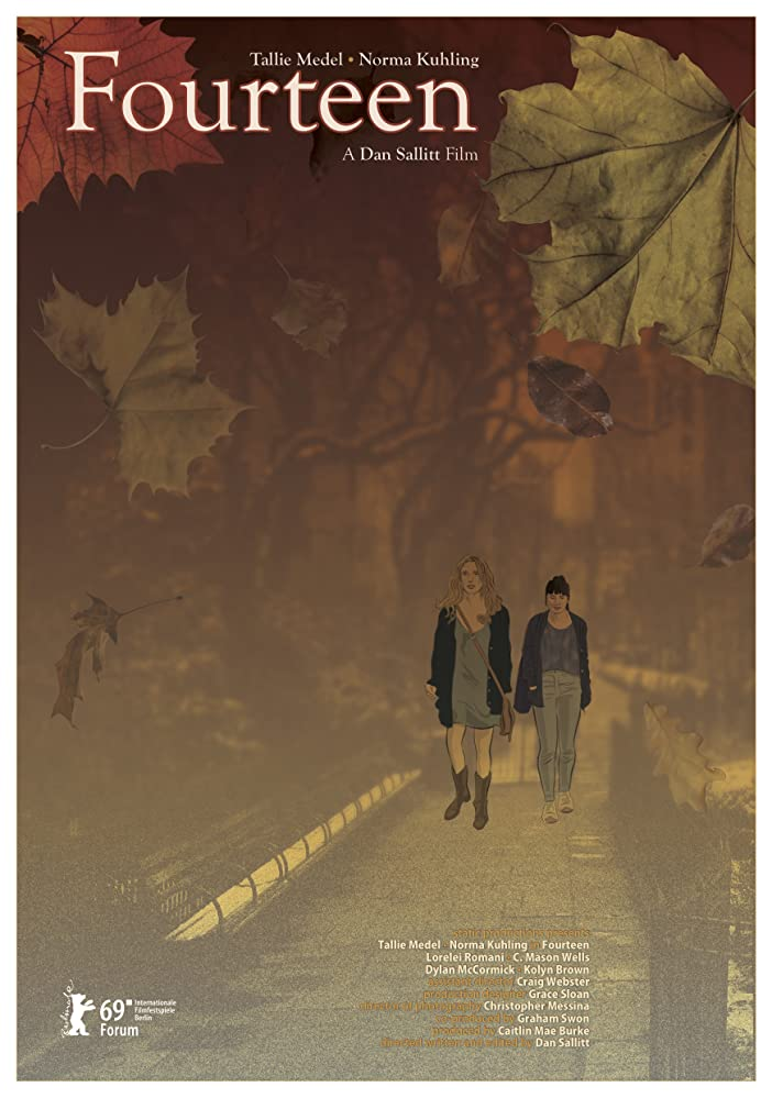 fourteen dan sallitt film poster
