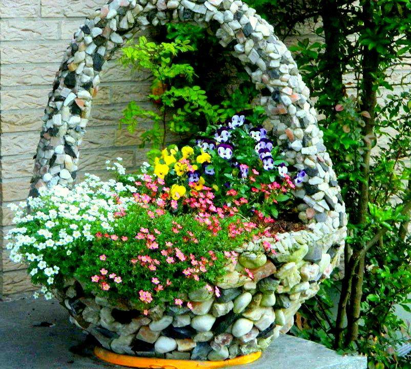 Pasu Dan Bunga Bagaikan Irama Dan Lagu Relaks Minda