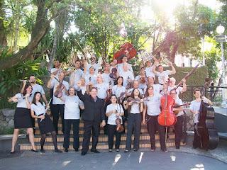 Abertura da Série Concertos de Gala do Centro Cultural FESO Pro Arte terá participação da Orquestra Rio Camerata
