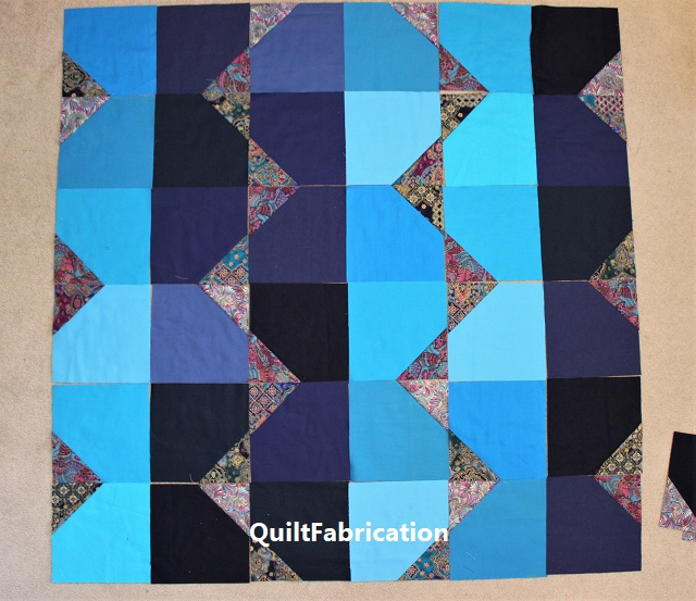 Summer quilt blocks