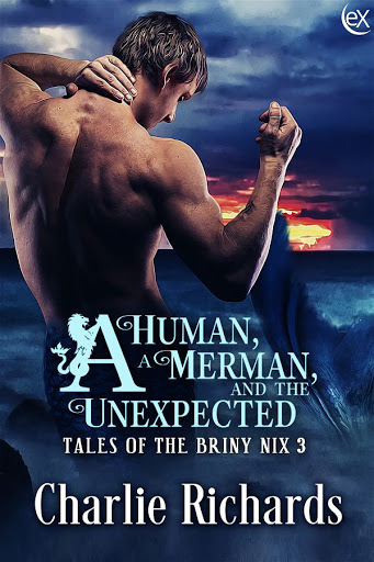 A human, a merman & the unexpected   Tales of the Briny Nyx #3   Charlie Rrichads