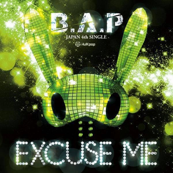 [Single] B.A.P – EXCUSE ME (Japanese)