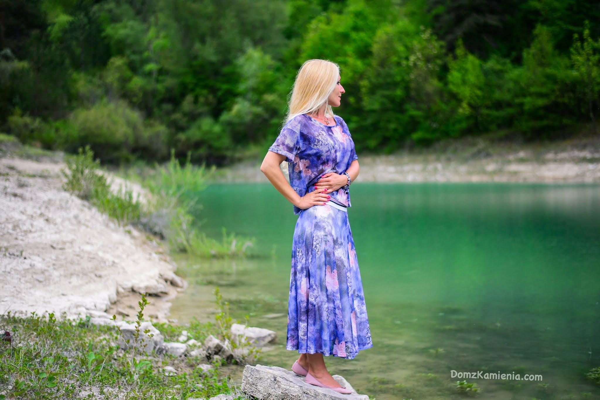 Dom z Kamienia, blog o życiu w Toskanii, lago di Bracanello