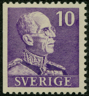 Sweden 1939 King Gustaf V 10 ore