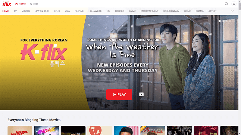 Iflix Provides Free 30 Day Vip Access During Ecq