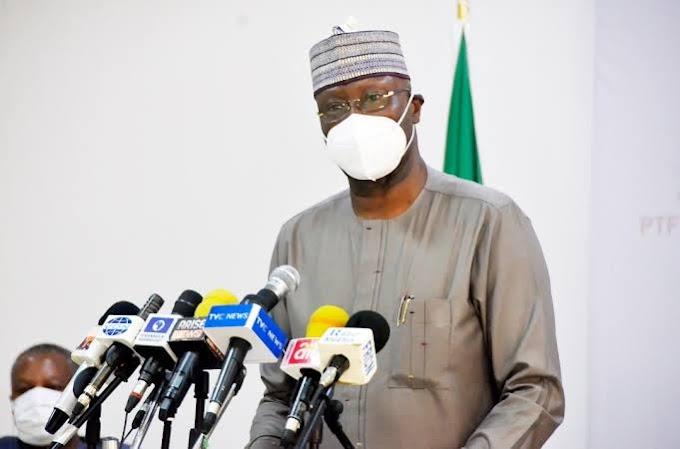 COVID-19: FG Gives Updates On Lockdown