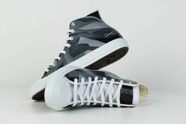"""012302a2fa40 Nhiều mẫu giày mới ra đời tương đương với việc nâng cao về chất lượng. """"Giày  conveseve cao cổ nam"""""""
