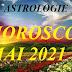 Evenimente astrologice în HOROSCOPUL MAI 2021