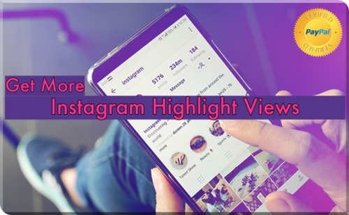 Instagram Highlight Views - NEW SERVICE!